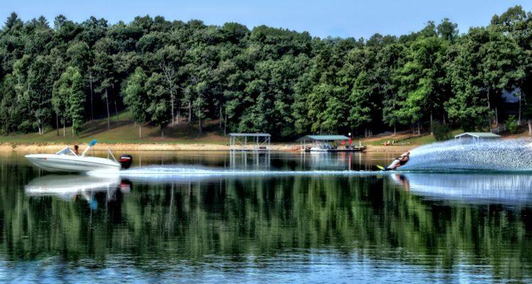 lake nottely/blairsville georgia